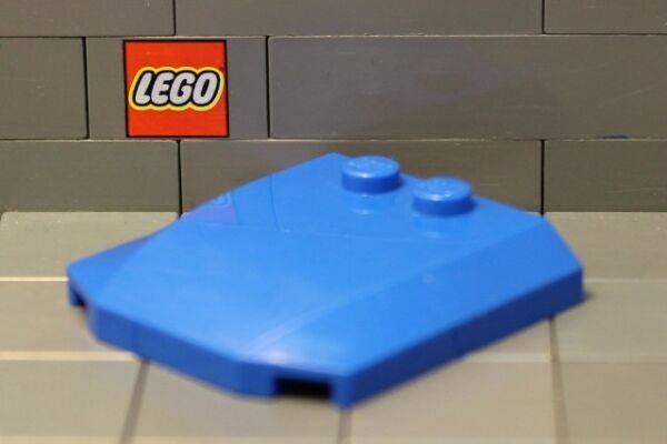 LEGO: Car Roof 4 x 4 x ⅔ Curved #45677 Choose Your Color $1.10