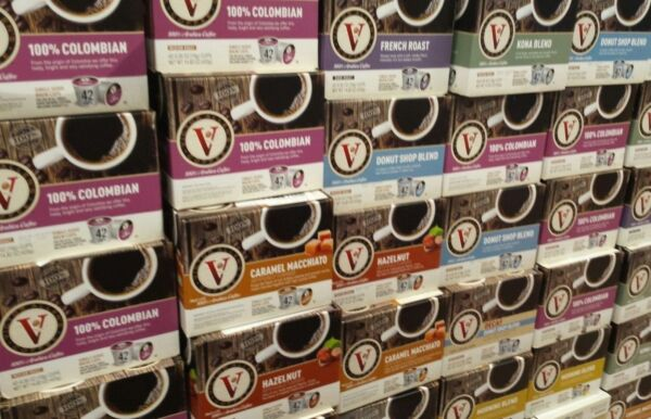 Victor Allen's Coffee Pods K Cups 42-Count PICK ANY FLAVOR Keurig 2.0 Compatible