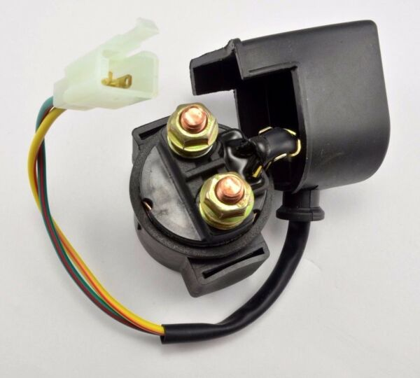 Starter Solenoid Relay For Chinese Scooter Go Kart GY6 50cc 70cc125cc 150cc  ATV