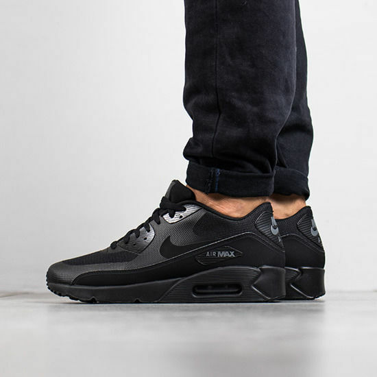 Nike Air Max 90 ULTRA 2.0 Essential BLACK US MENS SHOE Size 8-13