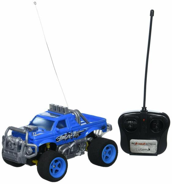 Toy Truck Gift Car Boy Remote Control Radio Children 4 AA Rechargeable Lutema B