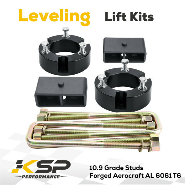 3quot; Front 2quot; Rear Full Leveling Lift Kit Fit For 2005 2020 Toyota Tacoma 2WD 4WD $80.91