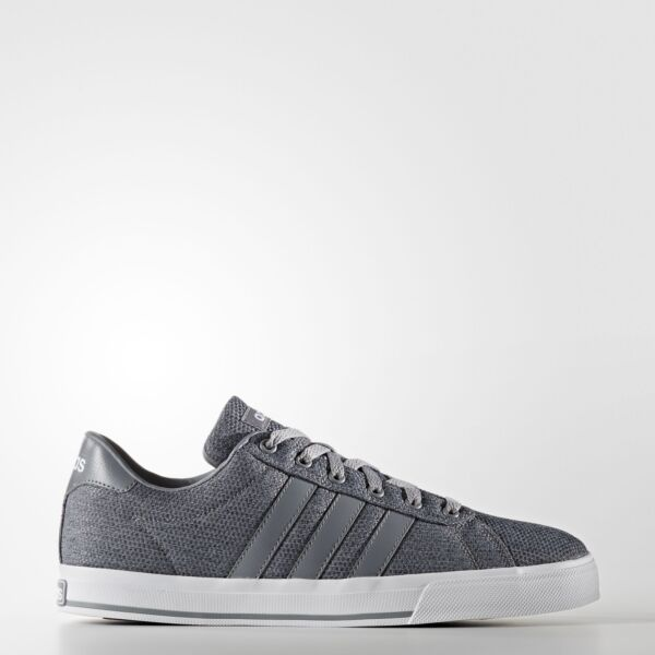 adidas Daily Shoes Men's Grey