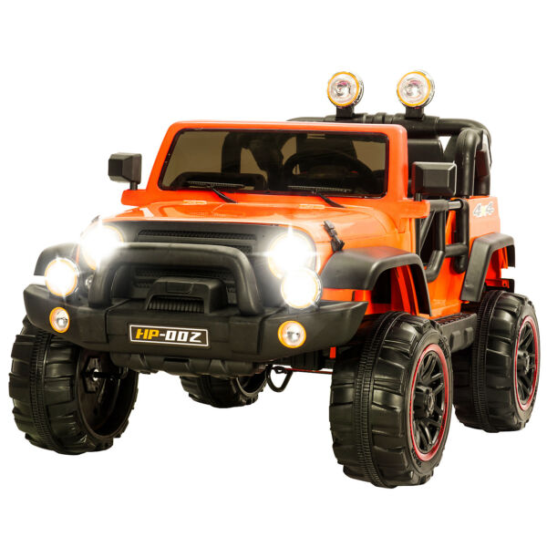12V Kids Ride on Cars Electric Battery Power Wheels Remote Control 2 Speed Jeep