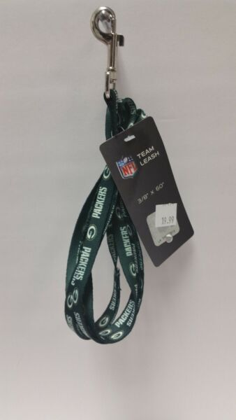 Green Bay Packers Dog Leash Officially Licensed NFL Merchandise 38