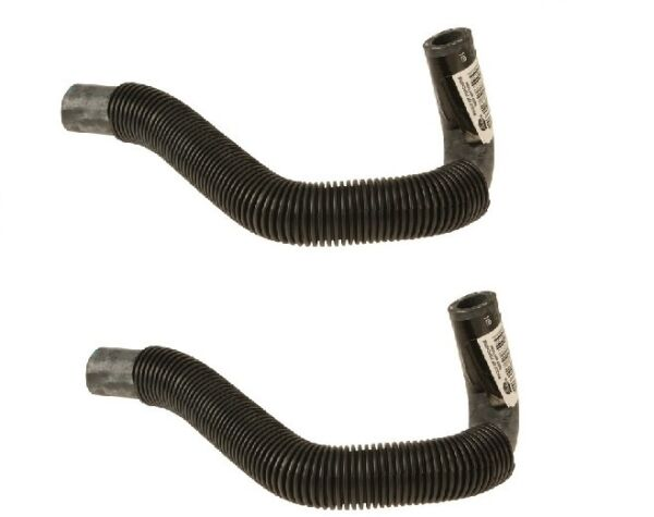 For Set Of 2 Heater Hoses Gates 92400 4S100 for Nissan Xterra Frontier 99 04