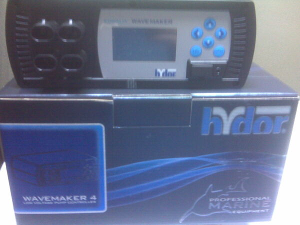 Hydor 4 way Wave Maker Controller WITH 4 3250gph PUMPS BRAND NEW $949.99