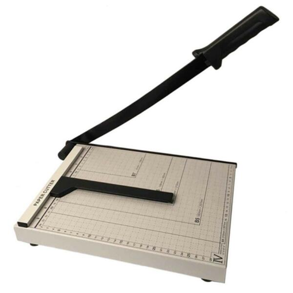 Heavy Duty A4 Paper Cutter Base Adjustment 12