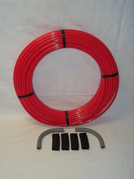 1 2quot; X 300#x27; PEX Shop Garage Floor Heat System Kit Use with RMS 3 6 9 11 $182.00