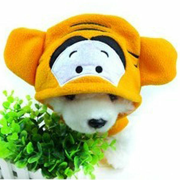 Tiger Costume Pet Dog Extra Small Small Large Extra Large Pet Clothes AU $11.00