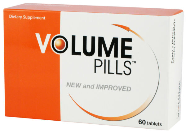 1 Volume Pills Box : Increase Size Frequency and Quality of Ejaculation-Orgasms