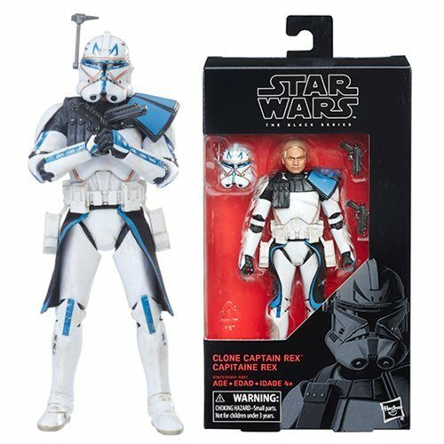 Star Wars - CAPTAIN REX - The Black Series - 6 Inch Figure | PRE-ORDER