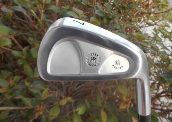 New Miura Golf 5-PW CB-57 Cavity Back Irons Choose DG S-200 S-300 or KBS Shafts