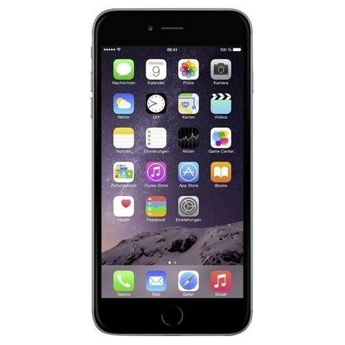 Apple iPhone 6 - SpaceGray - ohne Simlock - B-Ware