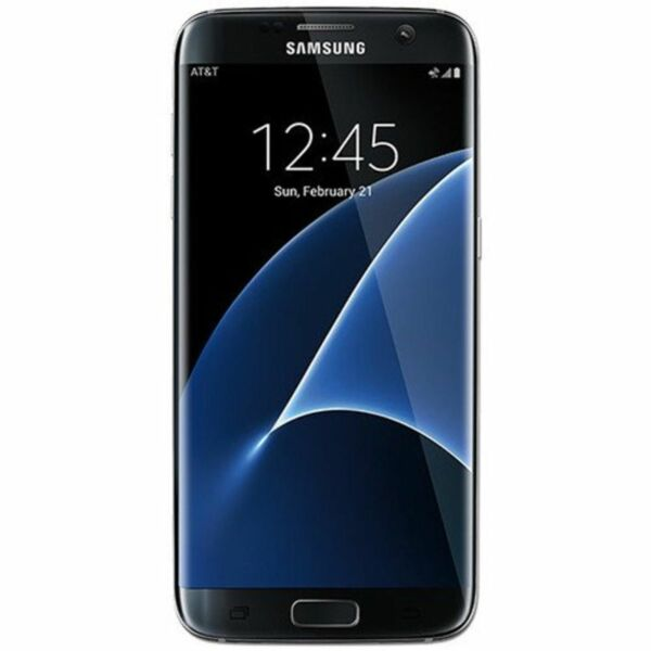 NEW Samsung Galaxy S7 edge SM-G935 - 32GB - Black Onyx (AT&T) Smartphone  UNLOCK