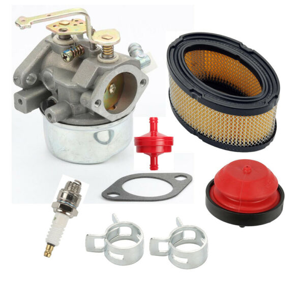 Carburetor Air Filter For Tecumseh 640152 640023 640152A 640051 640140 640112