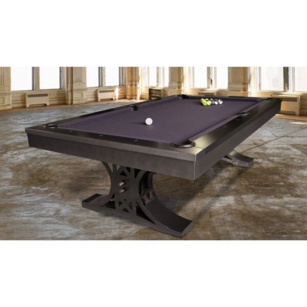 Axel Billiard Table - Made of Industrial Steel - Premium Quality Pool Table