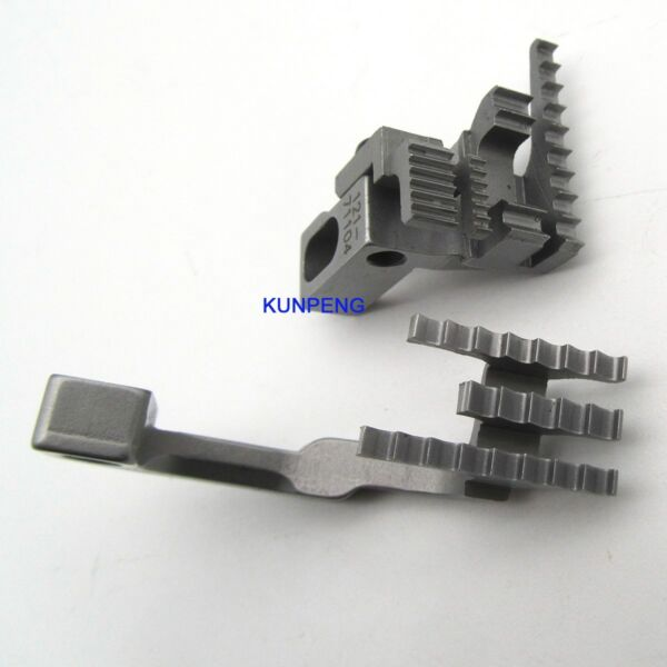 1SET MAIN amp; DIFFERENTIAL FEED DOG FIT FOR JUKI MO 3600 3900 6700S 6900S MOR 3904 $11.55