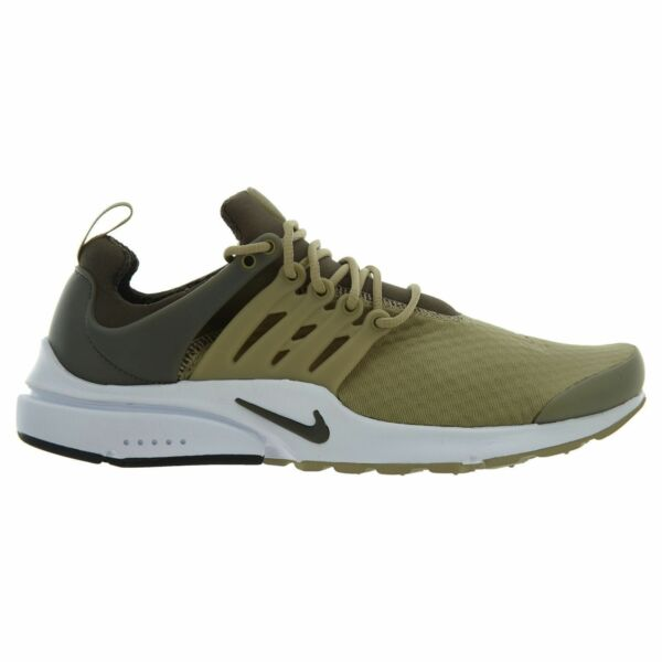 Nike Air Presto Essential Mens 848187-201 Neutral Olive Running Shoes Multi Size