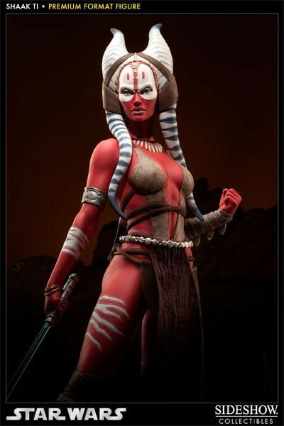 Sideshow Shaak Ti Premium Format Exclusive Statue STAR WARS NEW TIMES UP!!!