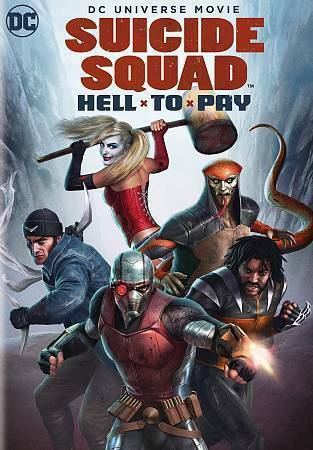 Suicide Squad: Hell to Pay (DVD, 2018) sealed new free shipping