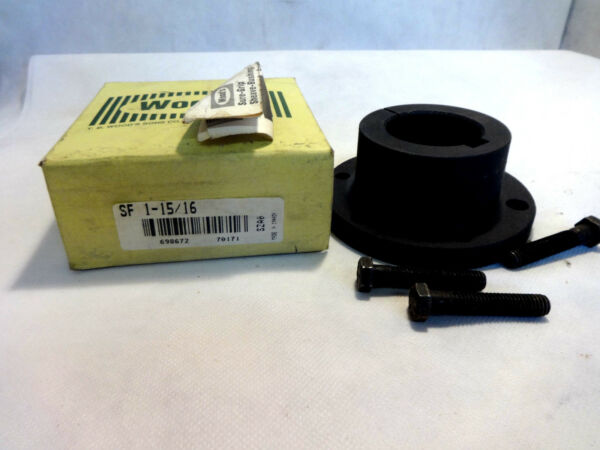 NEW IN BOX WOODWOODS SURE GRIP BUSHING SFX1 1516
