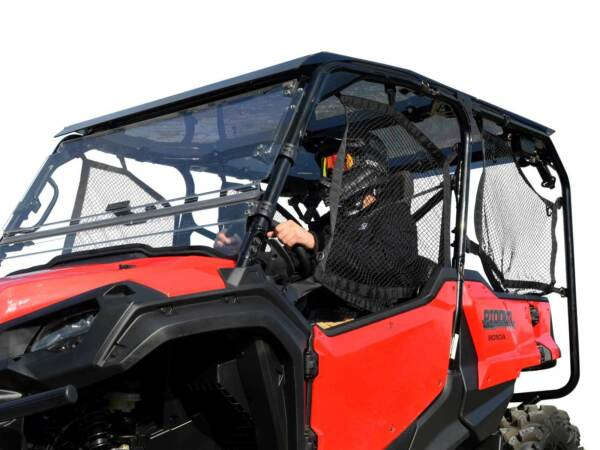 SuperATV Heavy Duty Dark Tinted Roof for Honda Pioneer 1000 5 2016 $649.95