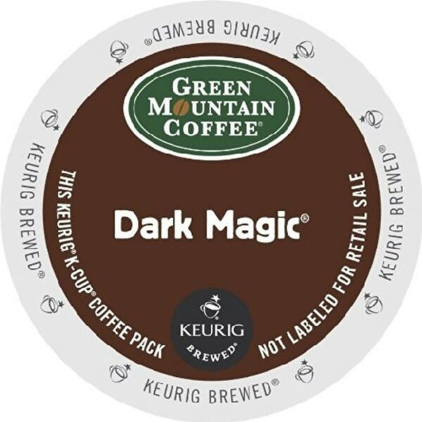 Green Mountain Coffee K-Cups Dark Magic K-Cup Portion Pack for Keurig Brewe...