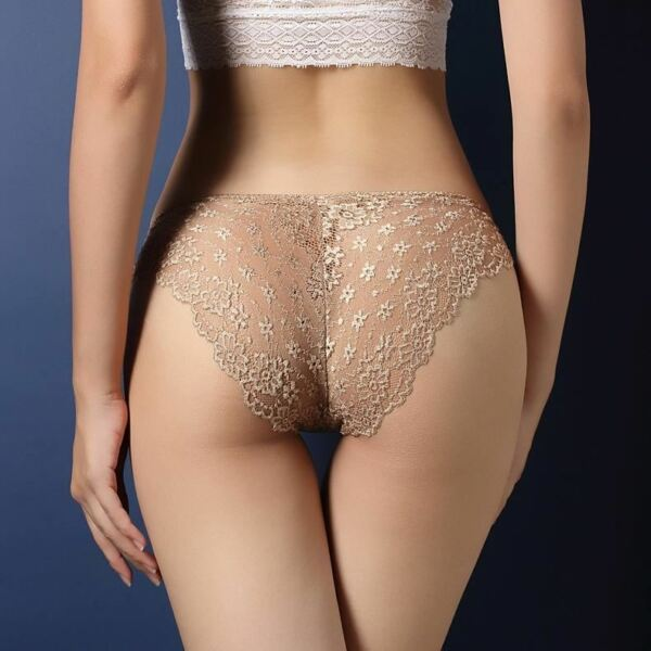 Popular Super Sexy Womens s Lace Panties Sexy lingerie Traceless Underwear