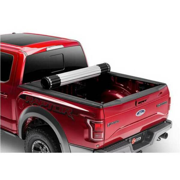 BAK Revolver X4 Tonneau Cover for Toyota Tacoma 6' Bed wDeck Rail 2016-2018