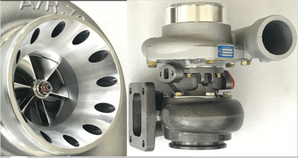 Performance Universal T4 Billet wheel .70 A/R anti-surge .68 A/R Turbo charger