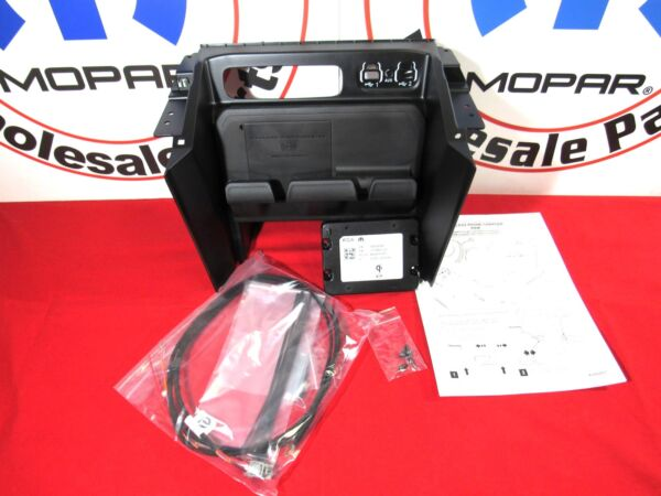 2019 DODGE RAM 1500 Wireless Charging Pad Kit NEW OEM MOPAR