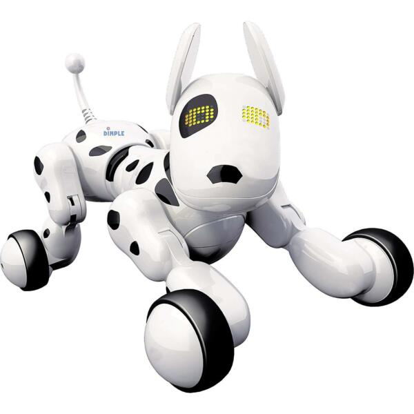 Interactive Wireless Remote Control Puppy Toy Dog for Kids by Dimple