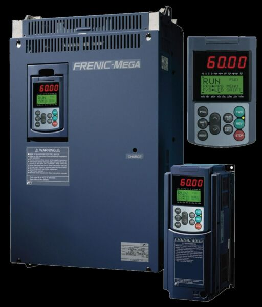 VARIABLE FREQUENCY DRIVE (VFD)  FOR 900HP 3 PHASE ELECTRIC MOTOR 460V