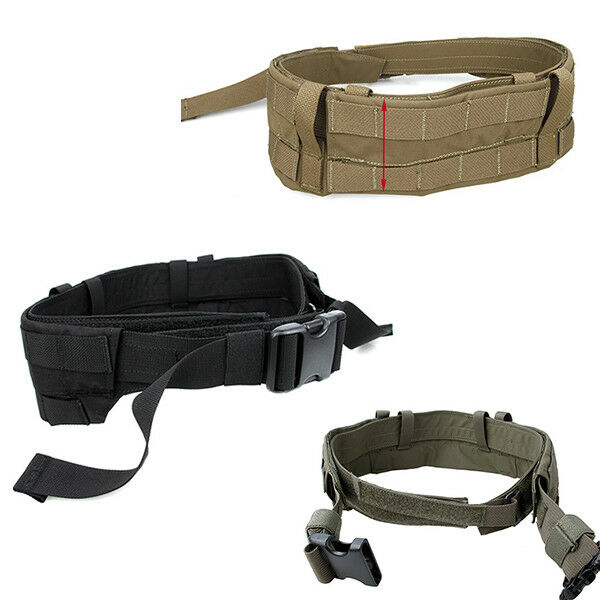 TMC2661 Tactical Belly Band Waist Pistol Gun Holster Belt Girdle Waistband Belt
