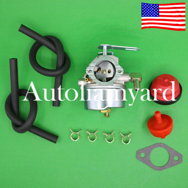640169 Carburetor For Tecumseh 640169 OH318SA OHSK100 OHSK1109080 Snow Blowers