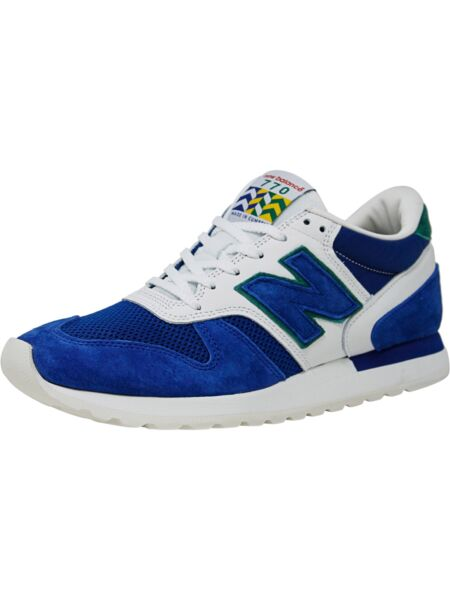 New Balance Men's M770 Ankle-High Suede Fashion Sneaker