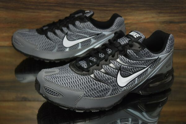 Nike Air Max Torch 4 Grey Black 343846-012 Running Shoes Men's - Multi Size