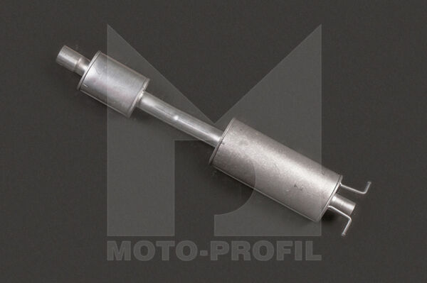 IZAWIT REAR EXHAUST SYSTEM SILENCER 17.283A2 I NEW OE REPLACEMENT