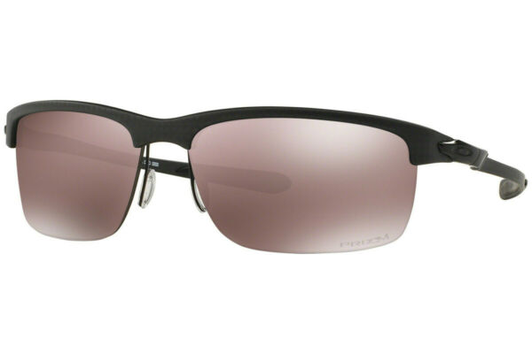 Oakley CARBON BLADE Matte Carbon Polarized Prizm Daily Sunglasses OO9174 07 $256.00