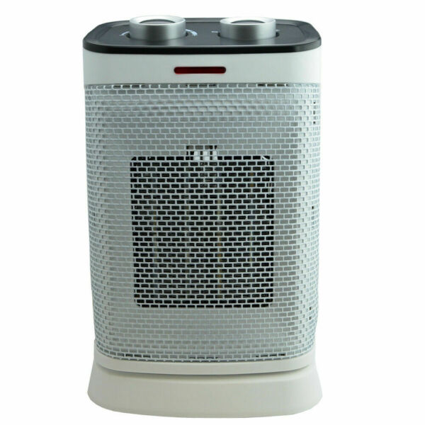 Andily Oscillating Space Heater Electric Heater for Home and Office $24.99