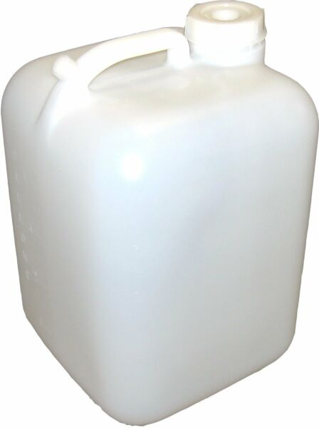 5 gallon plastic Hedpak carboy with handle for Home Wine amp; Beer Making