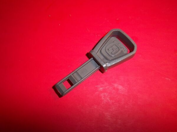 GRAY HUSQVARNA SNOW BLOWER ING KEY FITS MANY BRANDS OEM FREE SHIPPING