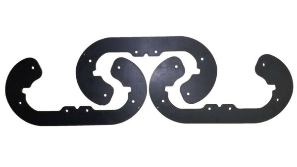TORO SNOW COMMANDER REPLACEMENT PADDLES FOR TORO 24