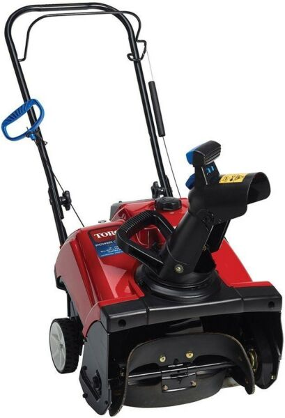 Toro Single-Stage Gas Snow Removal Blower 18 in. Power Clear 518 ZE 7 in. Auger