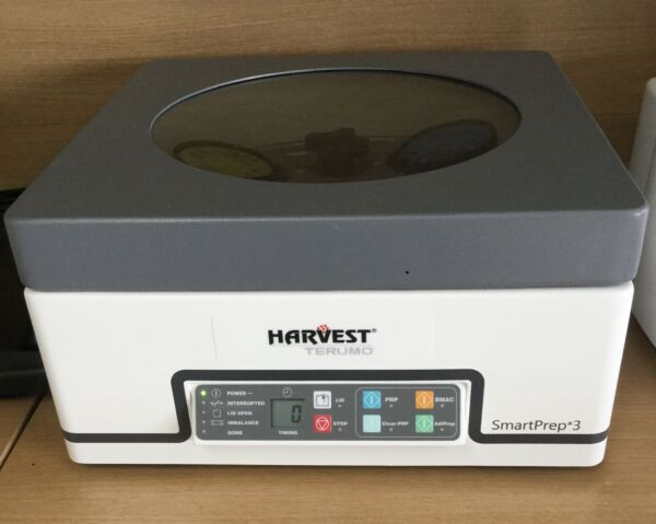 Harvest Smartprep 3 PRP Or Stem Cell Centrifuge
