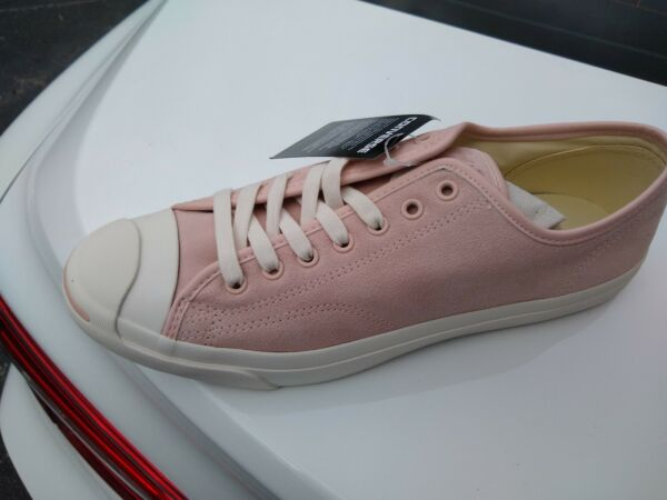 Converse JACK PURCELL SIGNATURE OX Dust pink  size  13  157790c new in box
