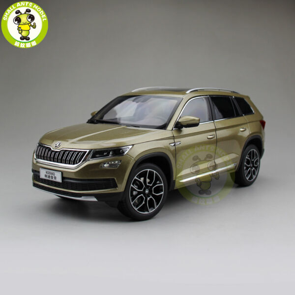 1 18 VW Skoda KODIAQ SUV Diecast Metal SUV CAR MODEL Toys KIDS gift Gold $105.00