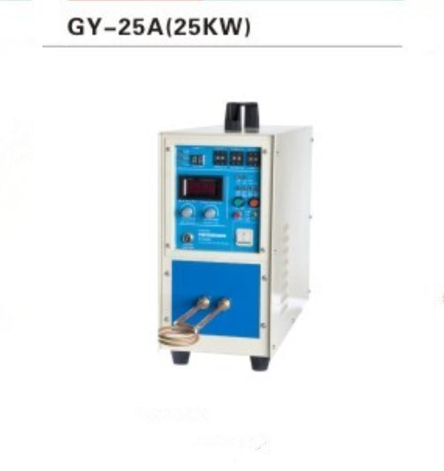 hot China GY-25A 25KW High Frequency Induction Heater 30-80KHZ + Fast Shipping