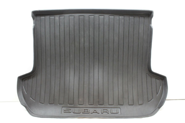 2014 SUBARU OUTBACK TRUNK MAT RUBBER TRAY LINER COVER OEM 10 11 12 13 14 $121.50